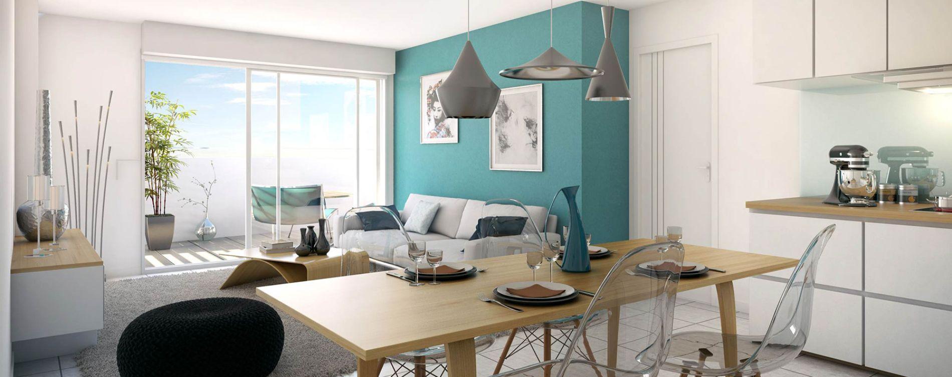 Villeneuve-lès-Avignon : programme immobilier neuve « Domaine des Grands Pins » en Loi Pinel (3)