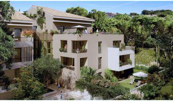 Villeneuve-lès-Avignon : programme immobilier neuf « Nouvelle Perspective » en Loi Pinel