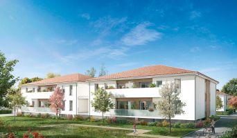 Résidence « Le Domaine De Mazurié » programme immobilier neuf en Loi Pinel à Aucamville n°1
