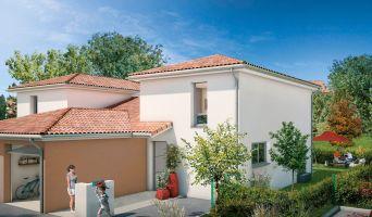 Résidence « Le Domaine De Mazurié » programme immobilier neuf en Loi Pinel à Aucamville n°2