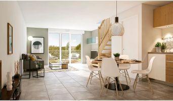 Résidence « Le Domaine De Mazurié » programme immobilier neuf en Loi Pinel à Aucamville n°3