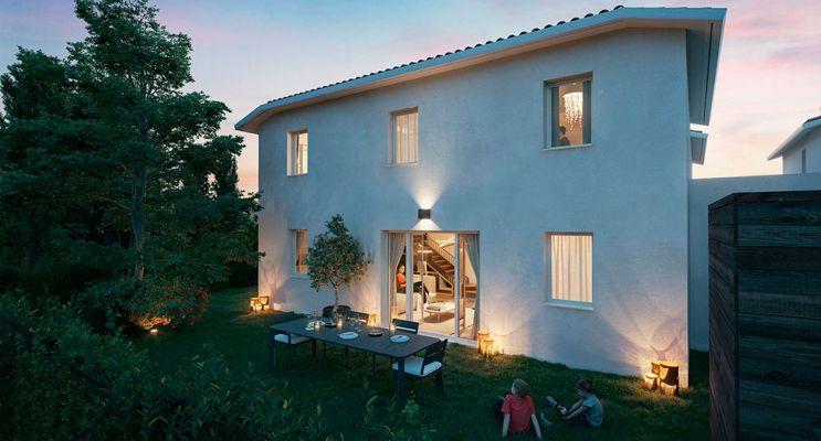 Photo du Résidence « Les Tilleuls » programme immobilier neuf en Loi Pinel à Aucamville