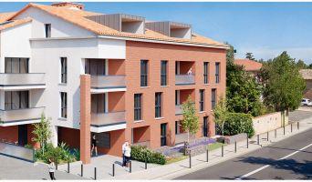 Photo du Résidence « Esprit d'Ouvertures » programme immobilier neuf en Loi Pinel à Aussonne