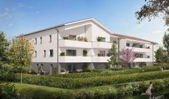 Résidence « Vilanova » programme immobilier neuf en Loi Pinel à Aussonne n°2