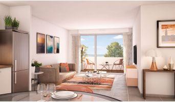 Résidence « Vilanova » programme immobilier neuf en Loi Pinel à Aussonne n°3