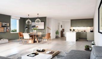 Résidence « Vilanova » programme immobilier neuf en Loi Pinel à Aussonne n°5