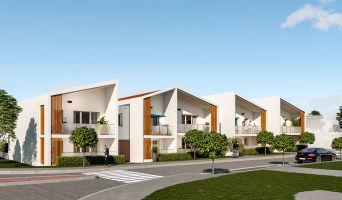 Photo du Résidence « Cosy Lodge » programme immobilier neuf en Loi Pinel à Auzeville-Tolosane