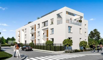 Résidence « Cosy Lodge » programme immobilier neuf en Loi Pinel à Auzeville-Tolosane n°2