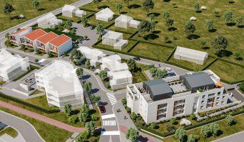 Résidence « Cosy Lodge » programme immobilier neuf en Loi Pinel à Auzeville-Tolosane n°3