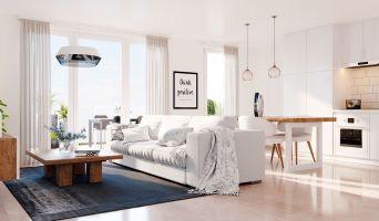 Résidence « Cosy Lodge » programme immobilier neuf en Loi Pinel à Auzeville-Tolosane n°4