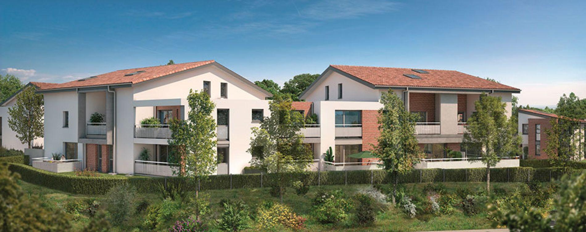 Résidence Villas Valéria à Auzeville-Tolosane