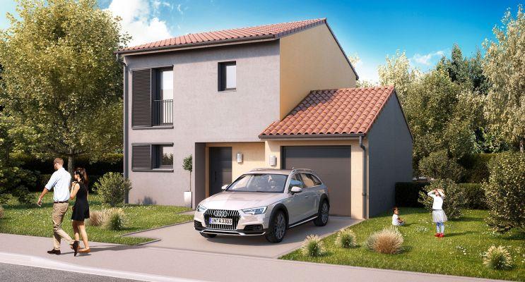 Résidence « Le Jardin De La Plaine » programme immobilier neuf à Ayguesvives n°3