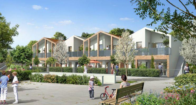 Photo du Résidence « Murmures » programme immobilier neuf en Loi Pinel à Balma
