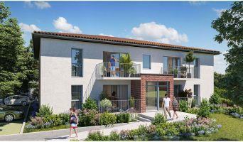 Baziège programme immobilier neuve « Les Jardins de Badera »  (2)