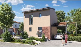 Baziège programme immobilier neuve « Les Jardins de Badera »  (4)
