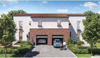 Baziège programme immobilier neuve « Les Jardins de Badera »  (5)