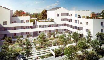 Résidence « Garden Street » programme immobilier neuf en Loi Pinel à Beauzelle n°2