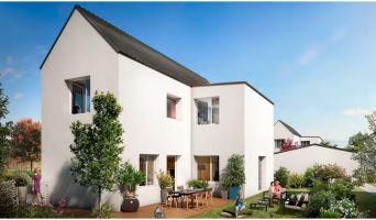 Résidence « Garden Street » programme immobilier neuf en Loi Pinel à Beauzelle n°3