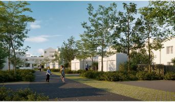 Résidence « Garden Street » programme immobilier neuf en Loi Pinel à Beauzelle n°5