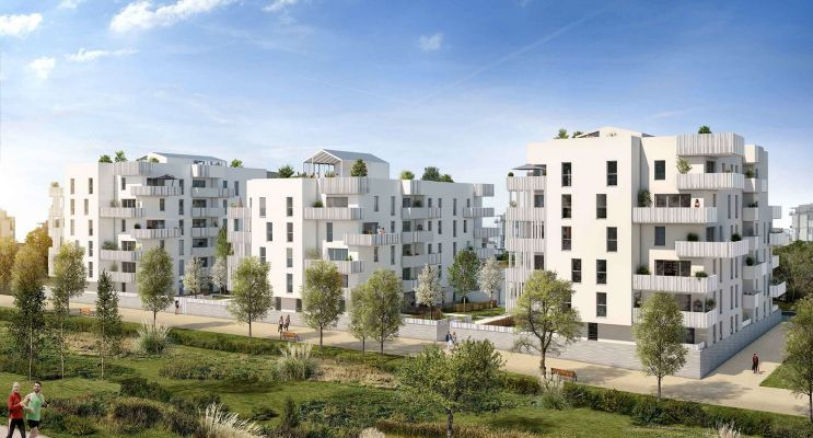 Photo du Résidence « L'Atelier B » programme immobilier neuf à Beauzelle