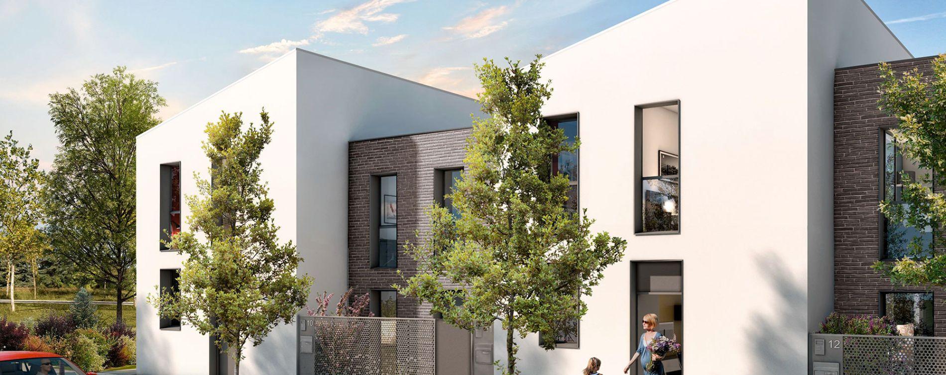 Beauzelle : programme immobilier neuve « Le B47 » en Loi Pinel (2)