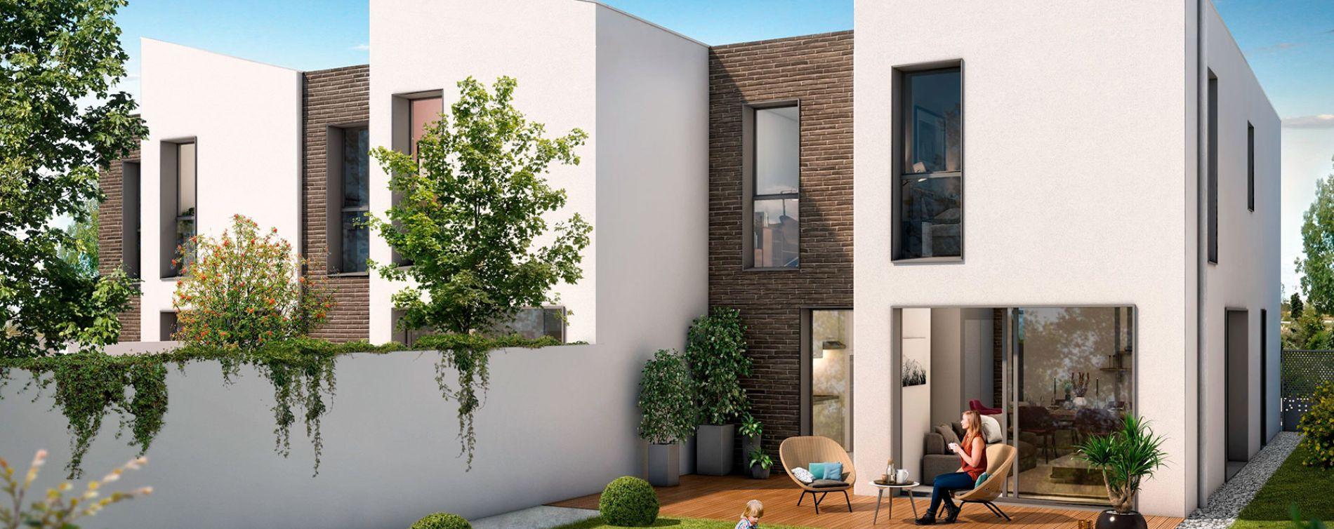 Beauzelle : programme immobilier neuve « Le B47 » en Loi Pinel (3)