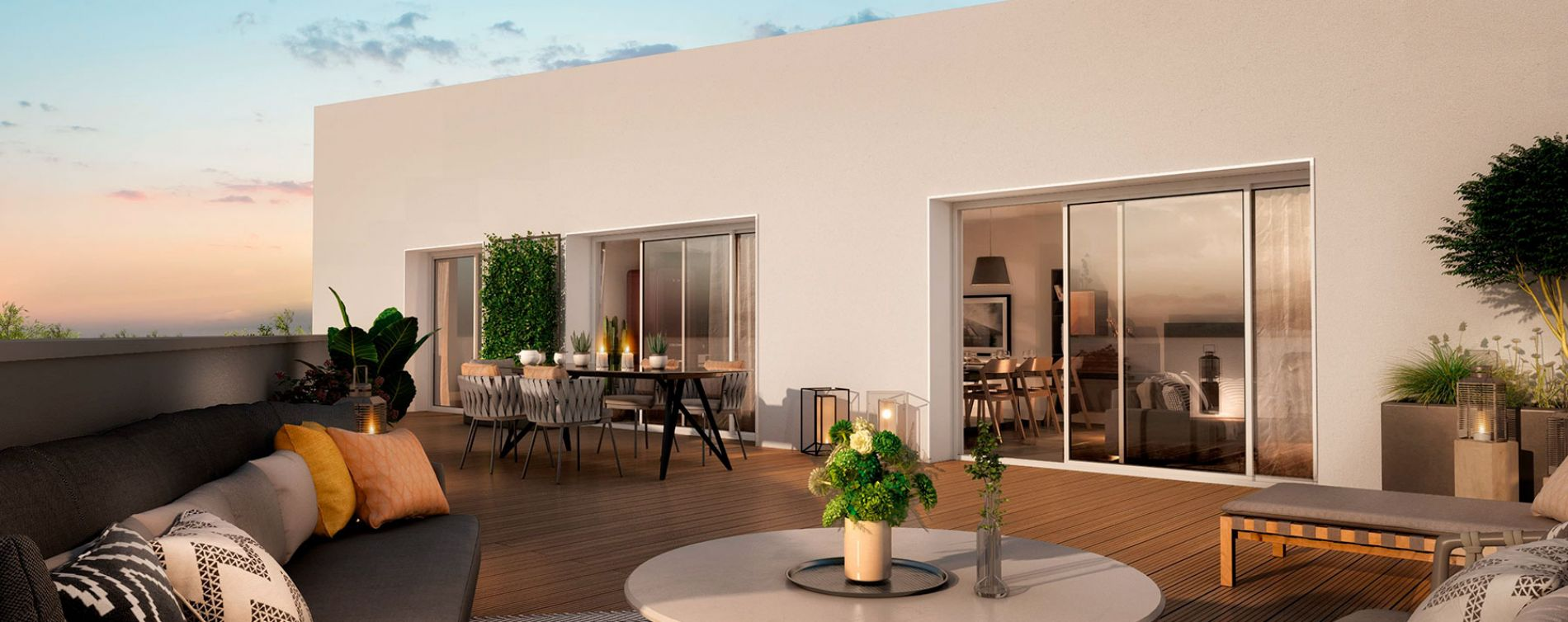 Beauzelle : programme immobilier neuve « Le B47 » en Loi Pinel (4)