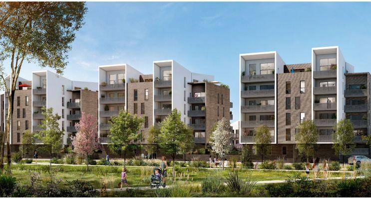 Photo du Résidence « Le B47 » programme immobilier neuf en Loi Pinel à Beauzelle