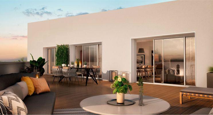 Résidence « Le B47 » programme immobilier neuf en Loi Pinel à Beauzelle n°4