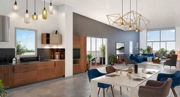 Résidence « Le B47 » programme immobilier neuf en Loi Pinel à Beauzelle n°5