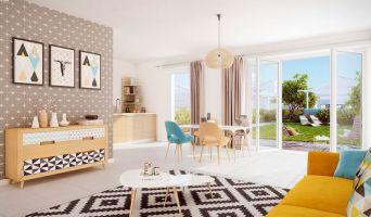 Résidence « Le Domaine D'Opale » programme immobilier neuf en Loi Pinel à Beauzelle n°3