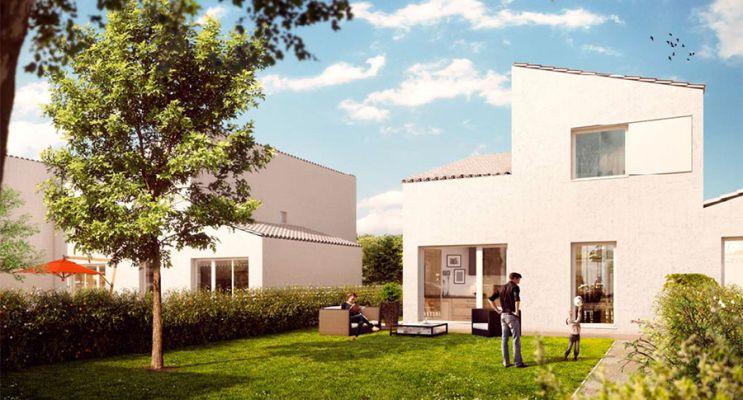 Photo n°2 du Résidence neuf « Le Domaine D'Opale »
