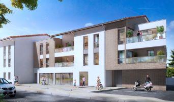 Photo du Résidence « Le Square » programme immobilier neuf en Loi Pinel à Beauzelle