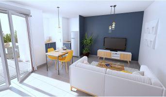 Beauzelle programme immobilier neuve « Le Square » en Loi Pinel  (3)