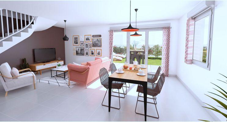 Résidence « Le Square » programme immobilier neuf en Loi Pinel à Beauzelle n°4