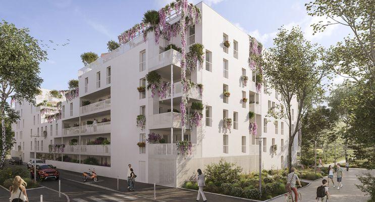 Beauzelle programme immobilier neuf « Origin » en Loi Pinel