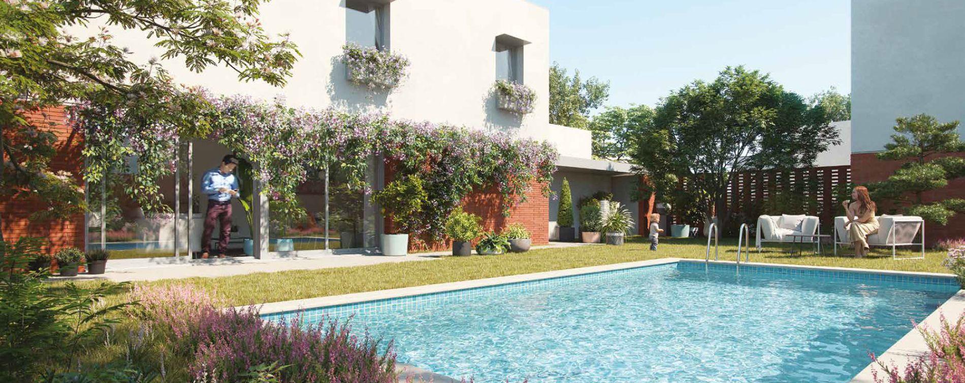 Beauzelle : programme immobilier neuve « Poppy »