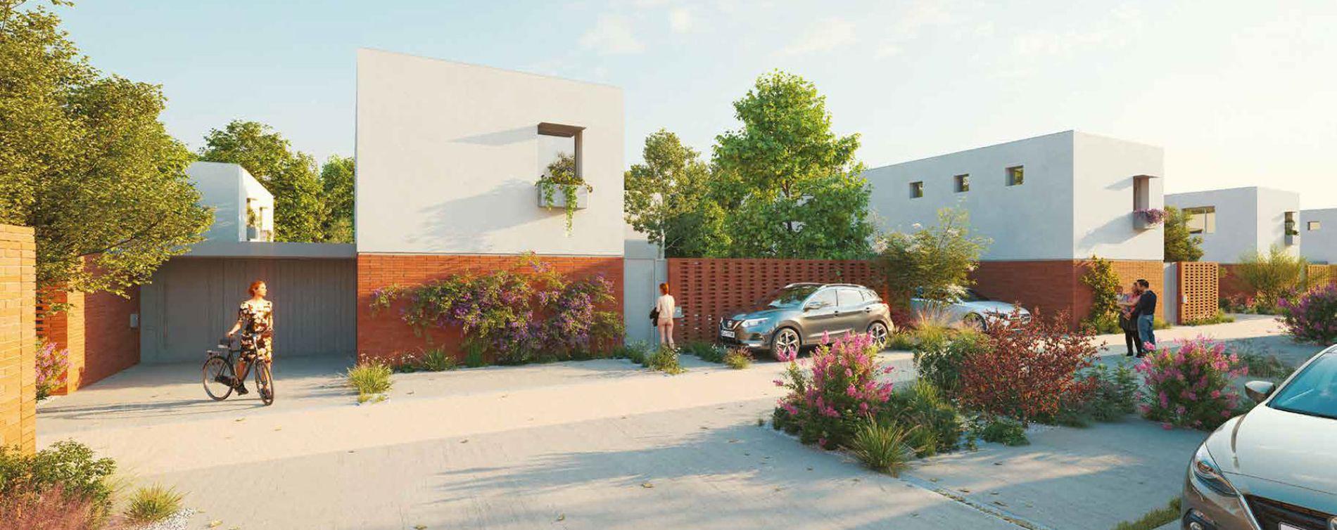 Beauzelle : programme immobilier neuve « Poppy » (3)