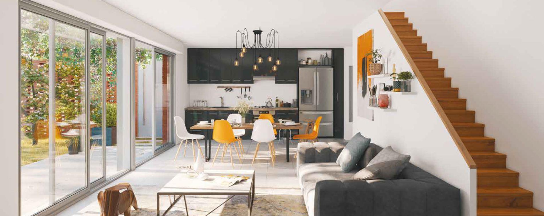 Beauzelle : programme immobilier neuve « Poppy » (4)