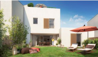 Beauzelle : programme immobilier neuf « Urban Lodge - Les Villas »