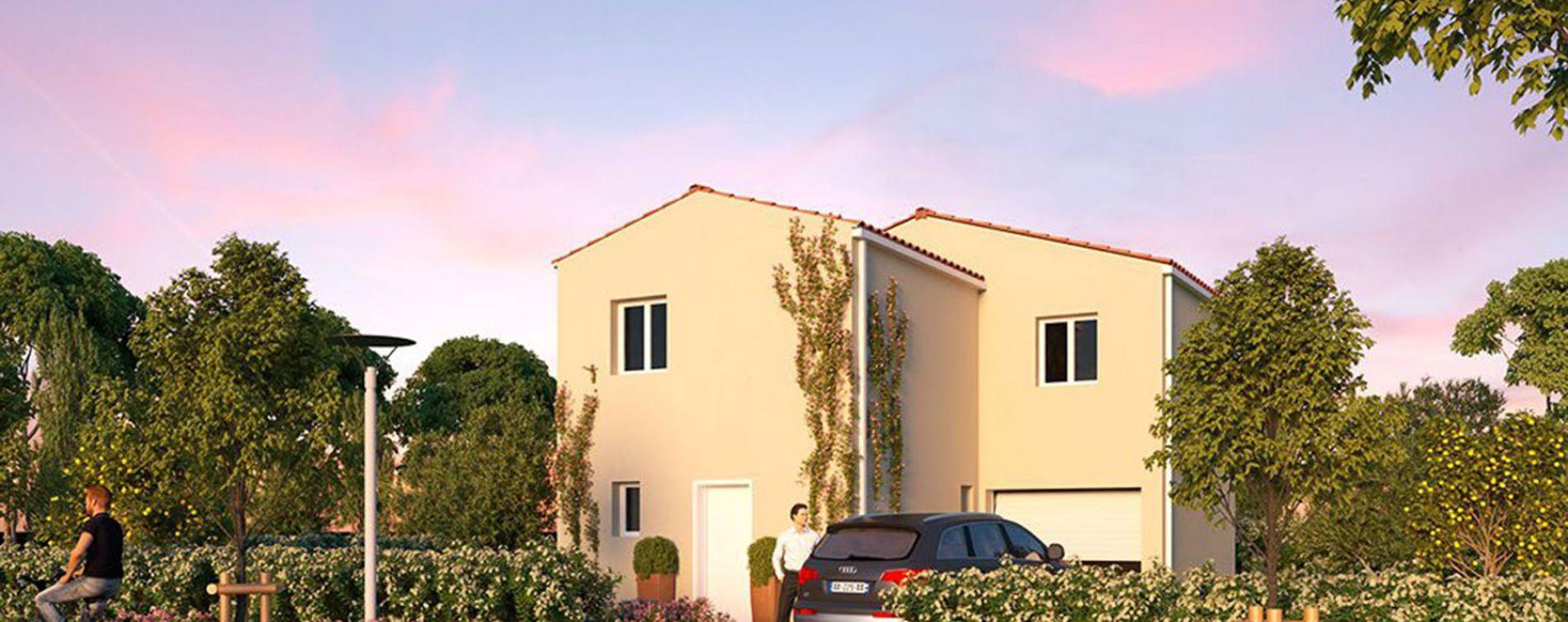 Bessières : programme immobilier neuve « Domaine des Coteaux »