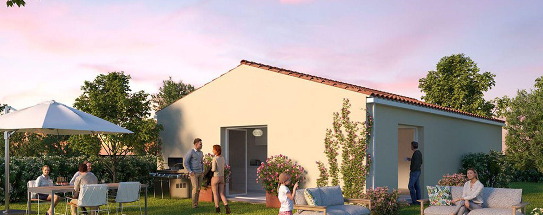 Bessières : programme immobilier neuve « Domaine des Coteaux » (2)