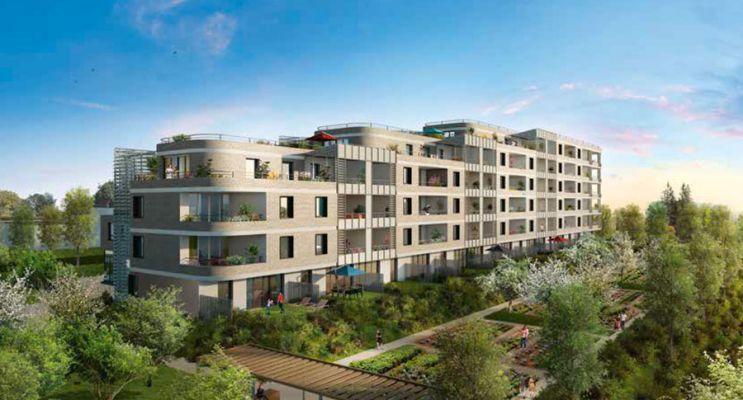 Photo du Résidence «  n°212841 » programme immobilier neuf en Loi Pinel à Blagnac