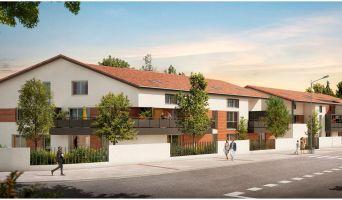 Résidence « Clos Cassandre » programme immobilier neuf en Loi Pinel à Blagnac n°3