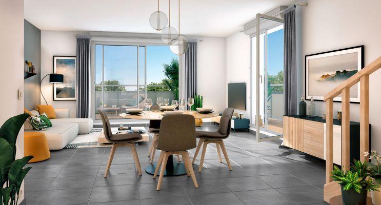Résidence « Clos Cassandre » programme immobilier neuf en Loi Pinel à Blagnac n°1