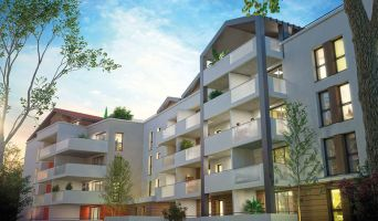 Résidence « Flower » programme immobilier neuf en Loi Pinel à Blagnac n°2