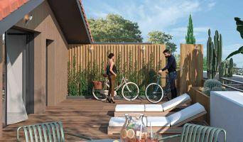 Résidence « Flower » programme immobilier neuf en Loi Pinel à Blagnac n°3
