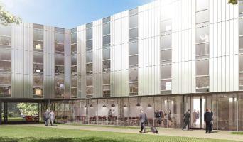 Blagnac programme immobilier neuf « Le Lift
