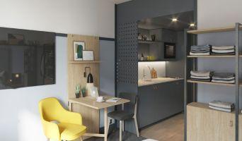 Blagnac programme immobilier neuve « Le Lift »  (2)