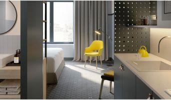 Blagnac programme immobilier neuve « Le Lift »  (3)